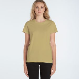 MD 100% Cotton Ladies Roundneck Thumbnail